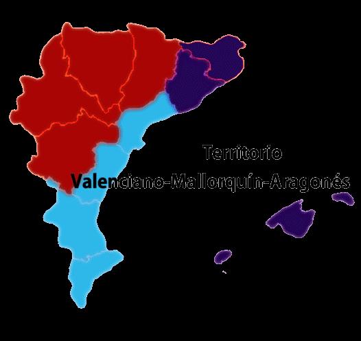 Valencia Mallorca Aragón