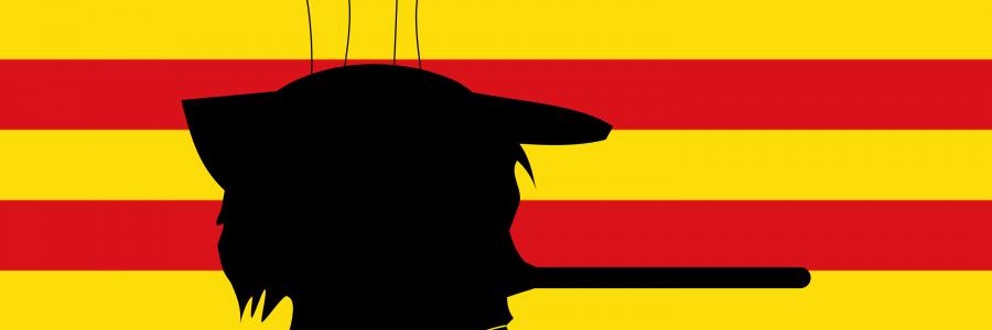 El complejo de inferioridad de los catalanistas