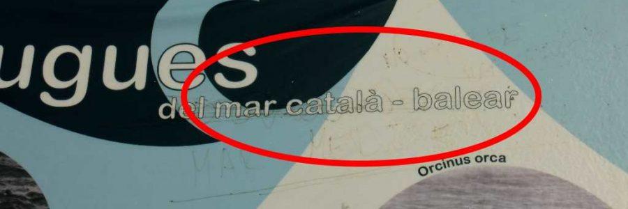 La Generalitat de Cataluña se inventa el mar catalano-balear